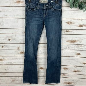 Buckle BKE Addison Bootcut Jeans Size 26